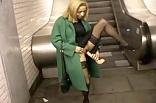 exhib dans le métro et plan à trois au retour
