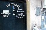 un couple échangiste grenoblois visite Les Dunes, sauna libertin