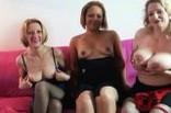 trois libertines contre un acteur porno chanceux