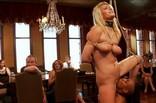 film porno d'une partouze BDSM