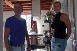 chez un couple trioliste mature de Valence, Drome