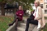 deux blondes libertines se lancent dans le porno amateur