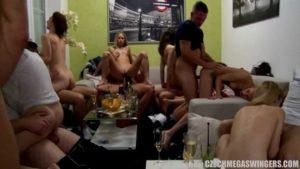 sexe en groupe