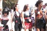 souvenirs du festival fétichiste de San Francisco