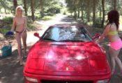 car-wash partouze