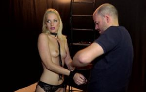 couple BDSM pour gang-bang extrême