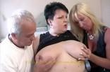 film cul avec une libertine blonde et son mari