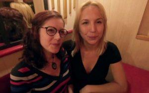 partouze internationale avec une française et une russe