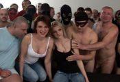 amatrices bisexuelles gangbang
